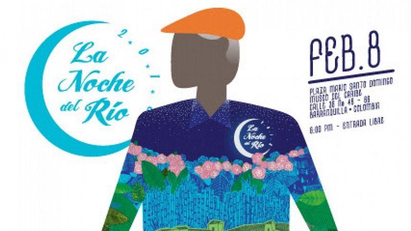 El jueves 8 de febrero, La Noche del Río, en su XIII edición, gran homenaje a Magín Díaz