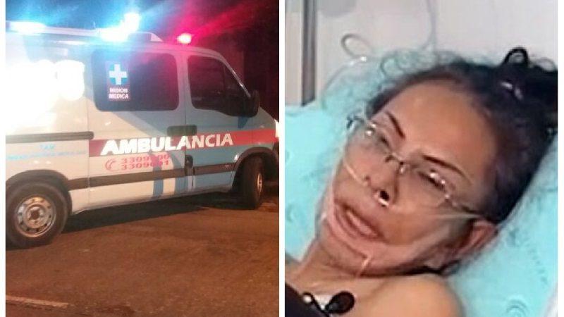 Enilce López fue trasladada a su vivienda en Barranquilla con el beneficio de casa por cárcel
