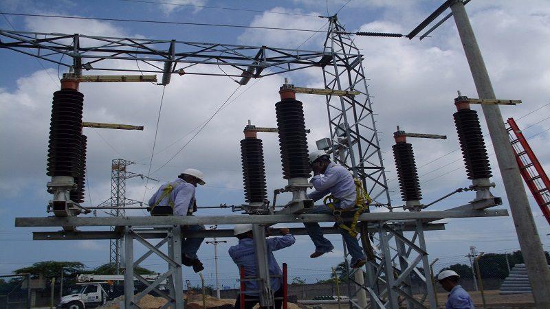 Este jueves 18 de enero, sin luz cuatro circuitos del Atlántico, por obras de Electricaribe
