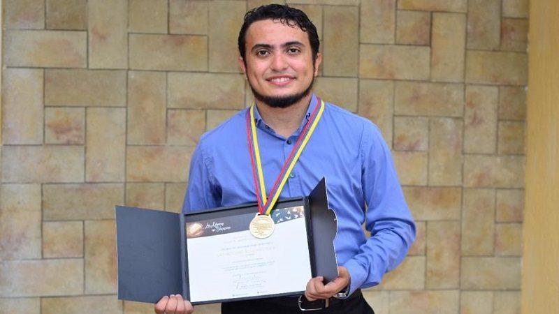 Estudiante de Derecho de Uniatlántico, primer lugar en Colombia en las pruebas Saber Pro