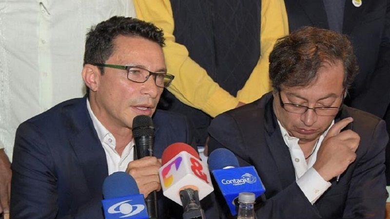 Gustavo Petro y Carlos Caicedo irán a consulta
