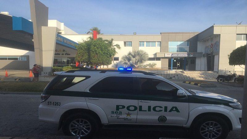 Hieren a dos turistas bogotanos al oponerse a un atraco en la calle 17