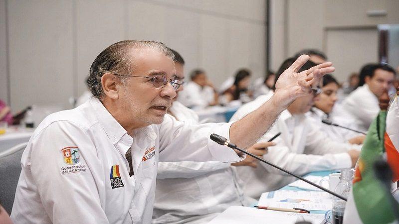 Gobernadores solicitan al presidente Santos mesa de concertación por proyecto de Ley de Regiones