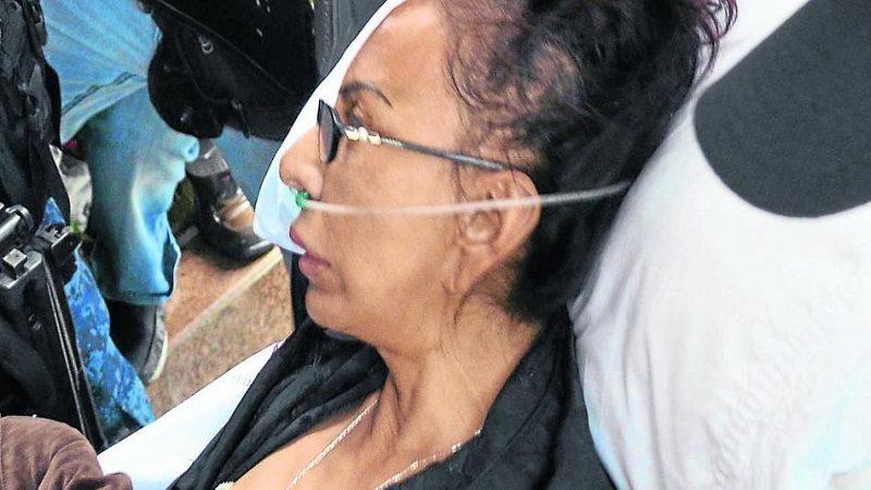 Investigan a funcionarios del hospital Cari por el caso Enilce López