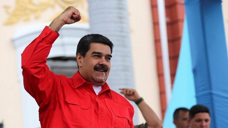 Maduro dice que tiene 10 millones de votos para su reelección