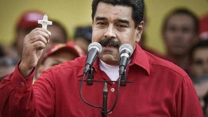 Obispos venezolanos dicen que palabras de Maduro son contra la Iglesia