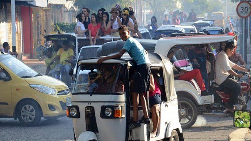 Prohíben las llamadas caravanas carnavaleras en el municipio de Soledad