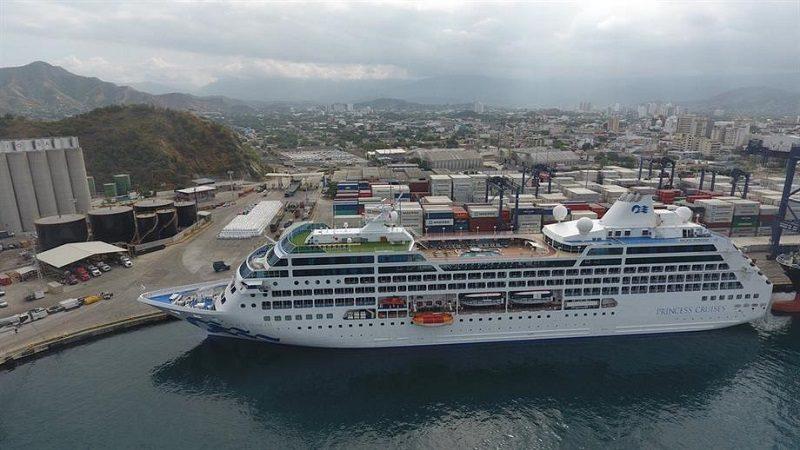 Puerto de Santa Marta sobrepasó la atención de 1.000 buques en 2017