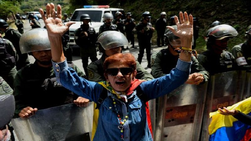 Se levantan protestas en Caracas por muerte del piloto rebelde Óscar Pérez