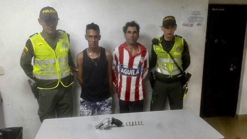 Un herido y dos capturados deja riña en el sector de El Boliche