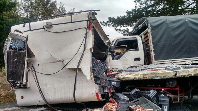 Van 22 muertos por accidentes de tránsito durante el puente de Reyes