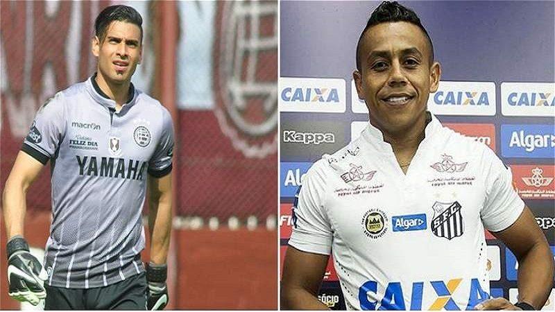 Vladimir Hernández y Fernando Monetti, nuevos jugadores de Atlético Nacional