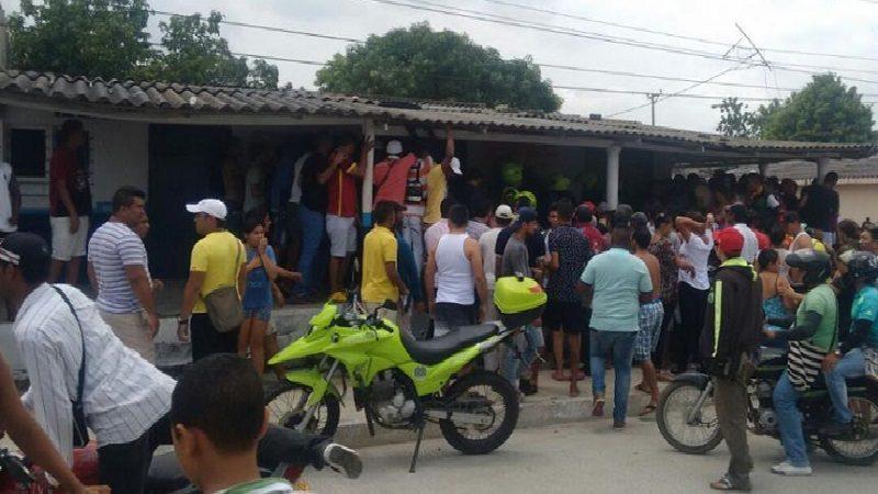 Acribillan a dos hombres dentro de una casa en Sabanalarga