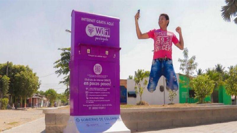 Anuncian WiFi Gratis para la Gente en todos los municipios del Magdalena
