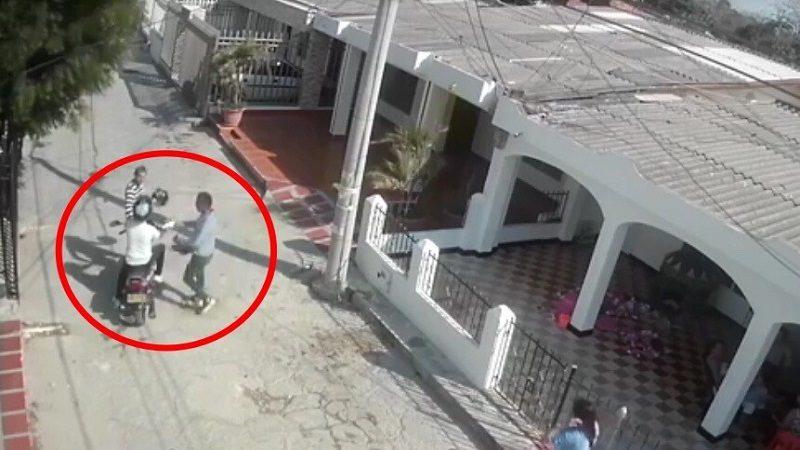 Así están atracando a los mototaxistas en el municipio de Soledad