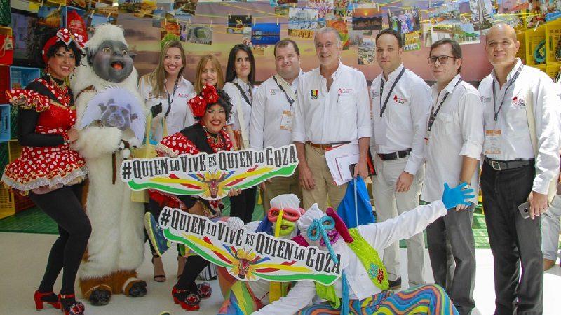 Atlántico tiene su espacio en la Vitrina Turística de Anato en Bogotá