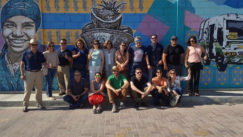 Barranquilla promociona su oferta turística con empresarios del mundo
