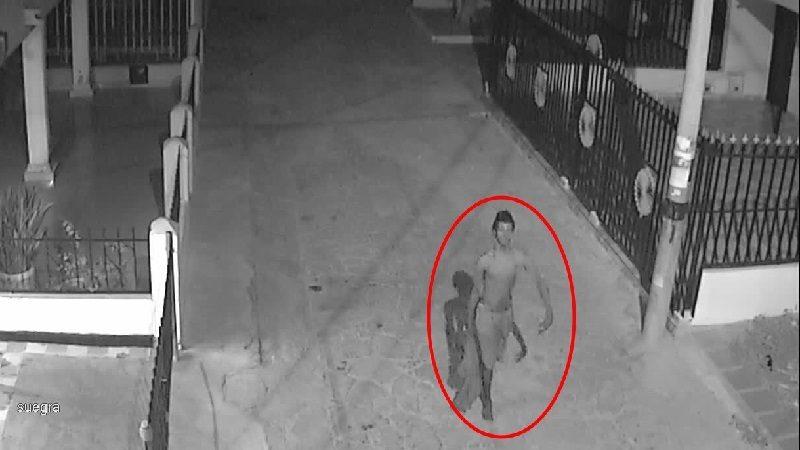 Buscan a hombre que roba contadores de gas en el barrio Hipódromo