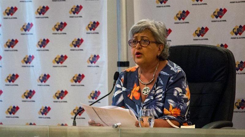 CNE de Venezuela descarta unir presidenciales y parlamentarias