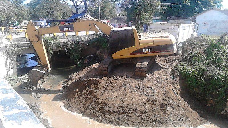 CRA inició obras de recuperación en laguna de Luruaco