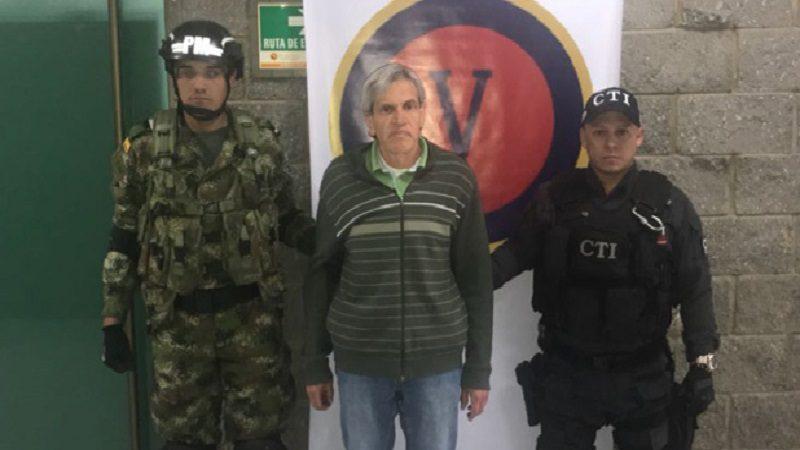 Capturan a hombre que habría ordenado atentado terrorista en Barranquilla