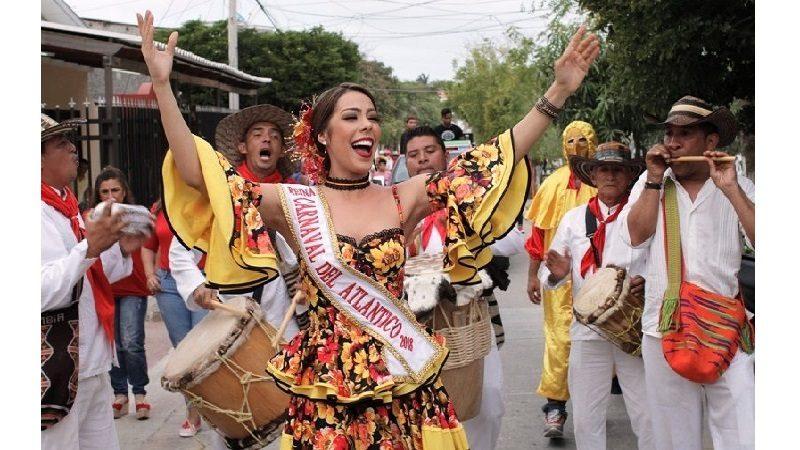 Carnaval del Atlántico cerrará Batalla de Flores de Barranquilla