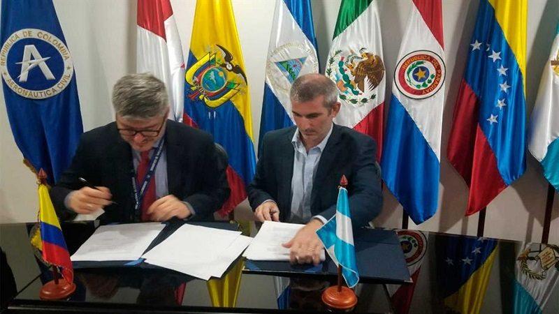 Colombia y Argentina firman memorando de entendimiento para ampliar frecuencias aéreas