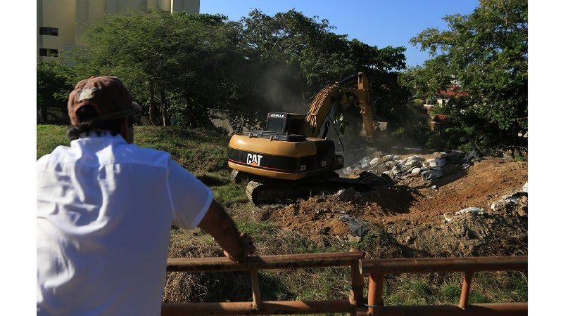 Construyen moderna pista de BMX en el norte de Barranquilla