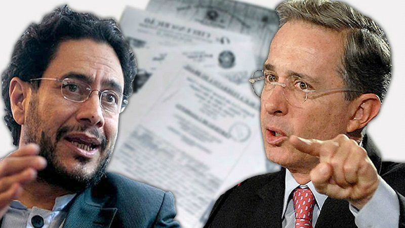 Corte ordena investigar a Uribe por manipular testigos contra Cepeda