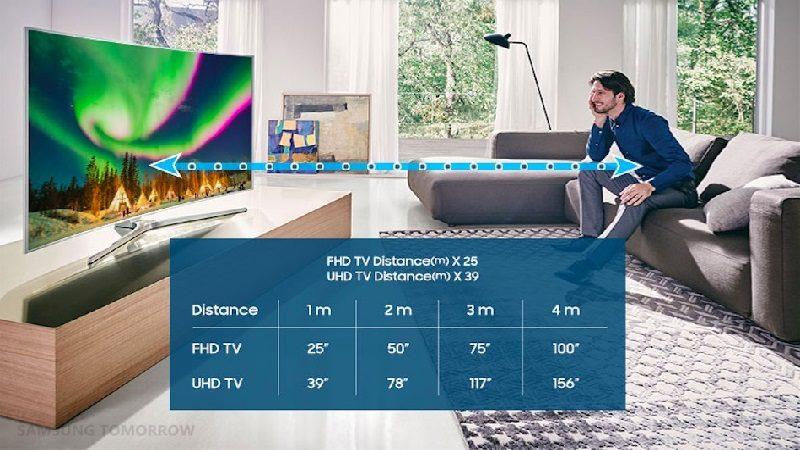 Cuatro razones para elegir una pantalla curva a la hora de ver TV en el hogar
