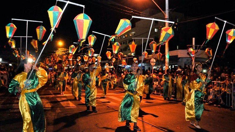Distrito emite alerta amarilla para Guacherna y desfiles culturales del fin de semana