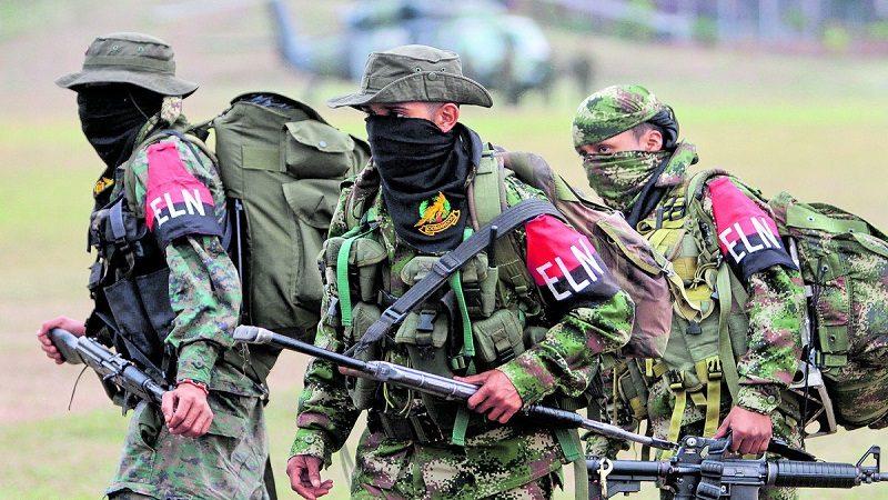 ELN anuncia paro armado durante el fin de semana en todo el país