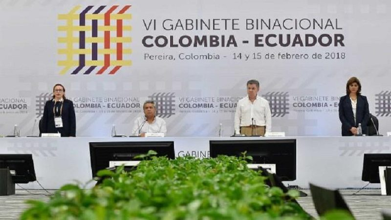 Ecuador se une a iniciativa colombiana para proteger el Amazonas