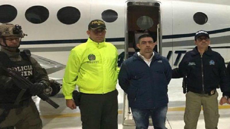 El capo más buscado en la historia Ecuador, extradito a Estados Unidos