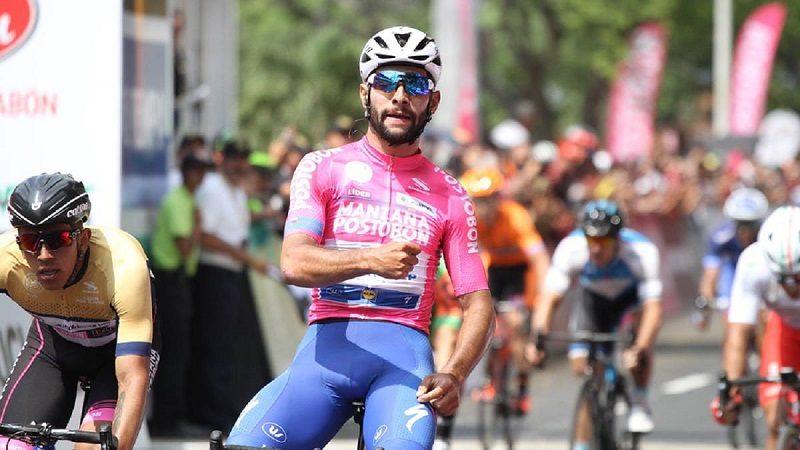 Fernando Gaviria vuelve a ganar en la Oro y Paz