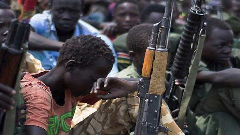 Grupos armados liberan a más de 300 niños en Sudán del Sur