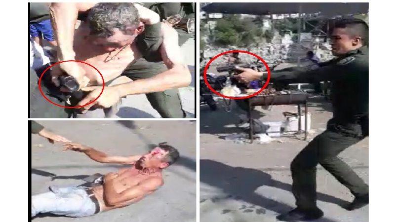 Hombre se enfrenta a tiros con la Policía cuando lo iban a capturar