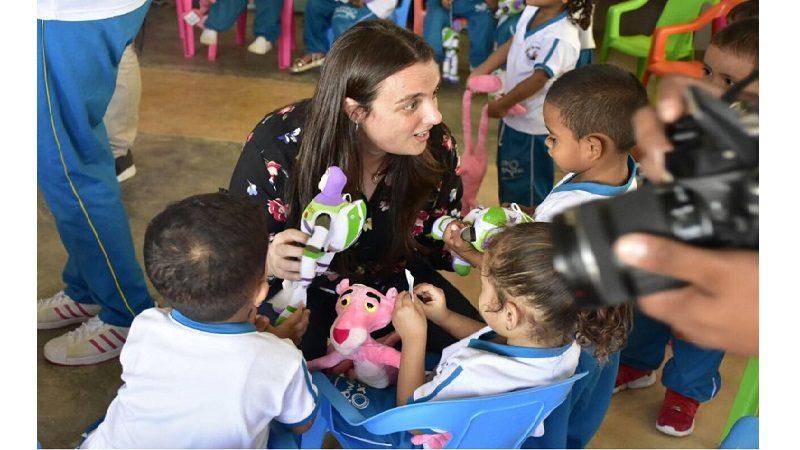 ICBF entrega tres nuevos Centros de Desarrollo Infantil en Córdoba