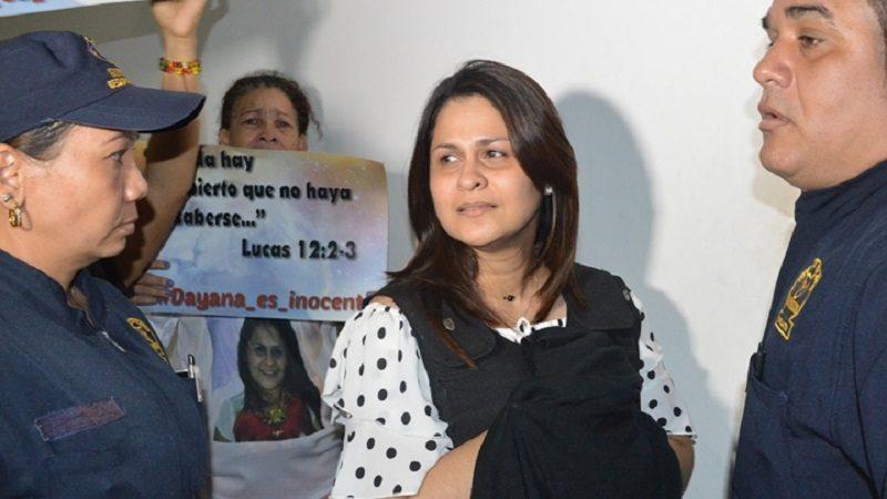 Juez concede libertad a Dayana Jassir, por vencimiento de términos