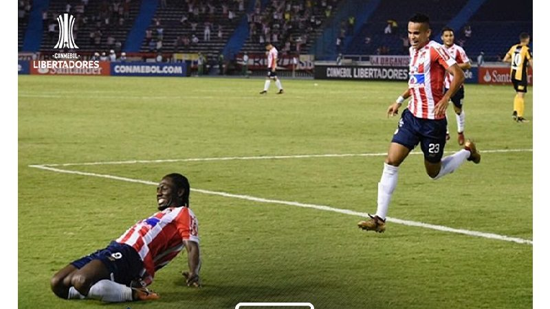 Junior venció 1-0 a Guaraní en el Metropolitano