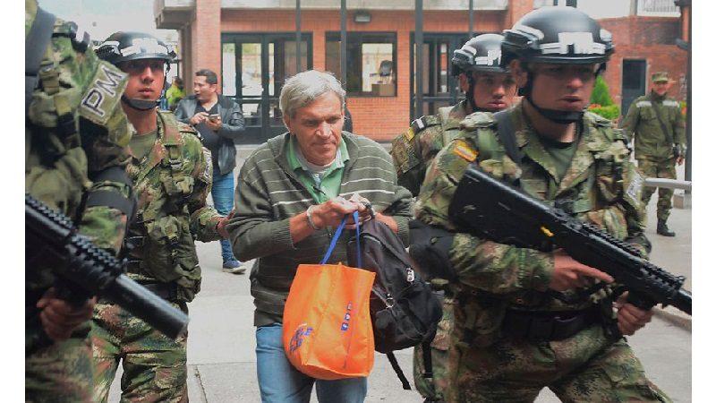 Legalizan captura de 'Tista', vinculado al atentado terrorista en Barranquilla