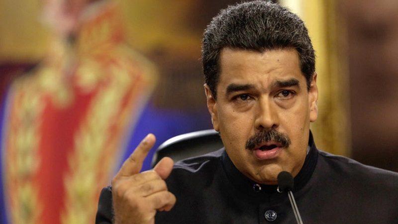 Maduro pide a Trump a través de Twitter una reunión para iniciar diálogo