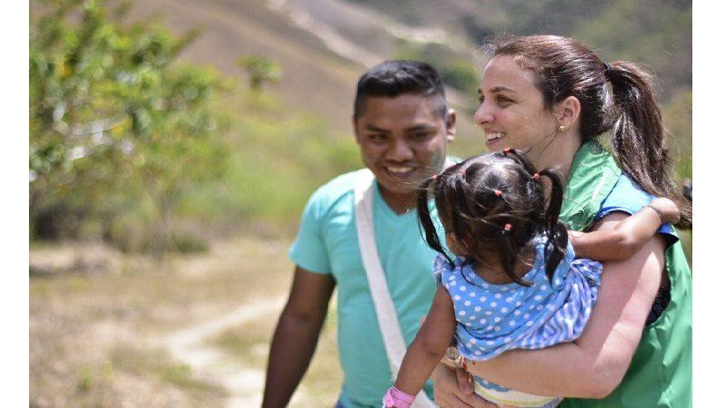 Niños Wiwa y Kogui regresan a la Sierra Nevada tras ser atendidos por problemas de salud