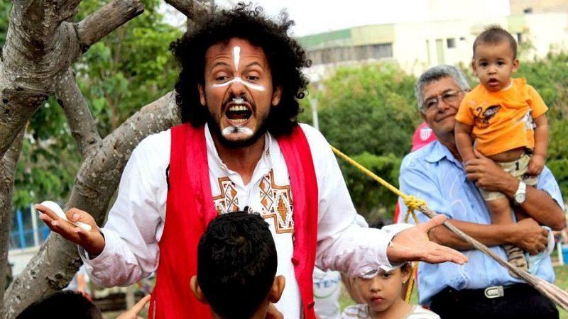 Payasos Sin Fronteras llega con su show al Gran Malecón del Río