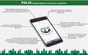 Polis, la aplicación tecnológica para estar más cerca de la Policía 1
