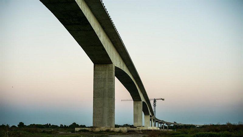 Puente Roncador de Sicuco, Bolívar, uno de los más extensos de América Latina