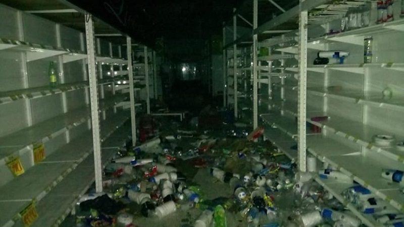 Saquean supermercados relacionados con Farc en Tolima y Cundinamarca