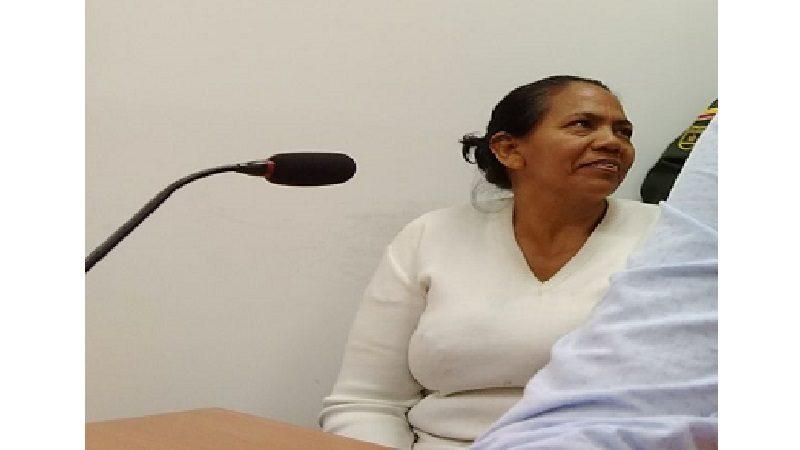 Suspenden audiencia de mujer que alojó a terroristas en su casa del municipio de Soledad