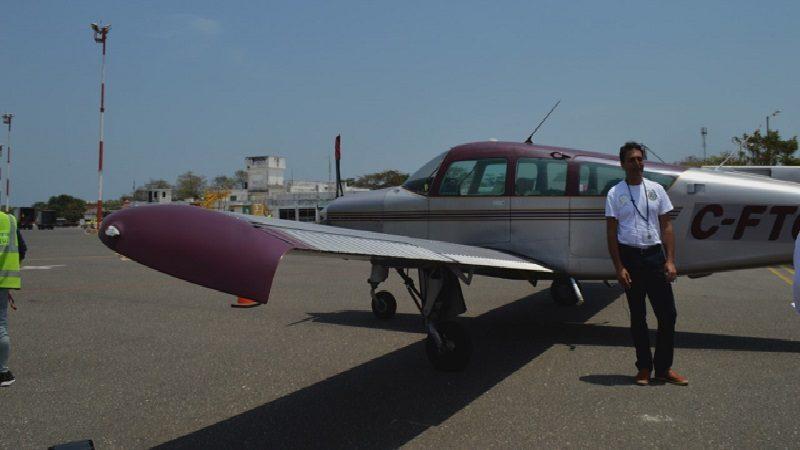 Aeropuerto Ernesto Cortissoz recibió al Desafío Aeronáutico del Caribe