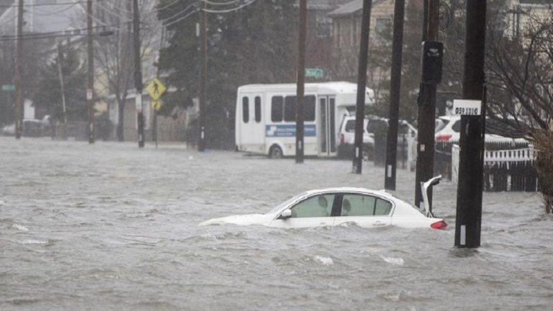 Al menos cinco muerto deja tempestad en Estados Unidos